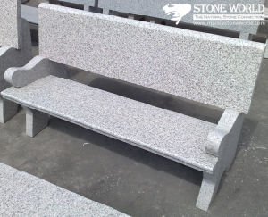 Natural Granite Stone Table & Chair for Garden Decoration (CT08) pictures & photos