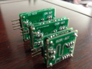10.525GHz Microwave Doppler Radar Sensor Module Long-Term Technical Support (HW-M10) pictures & photos