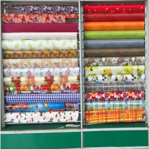 Big Sale! ! ! 2016 New Classic Flannel/PVC/PE Table Cloth with Good Quality pictures & photos