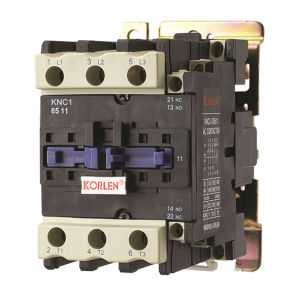 Knc1 (LC1-D25) High Quality Magnetic Contactor pictures & photos