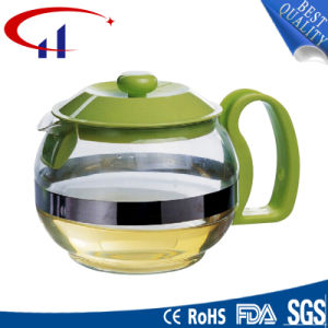 Handmade High-Quanlity Best-Sell Borosilicate Glass Teapot (CHT8097) pictures & photos