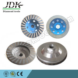 Dcw-4 Diamond Cup Wheel for Stone Polishing Tool pictures & photos