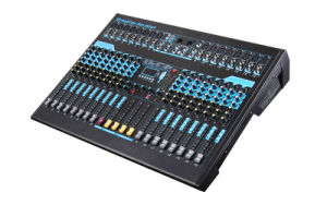 New Product /Mixer/Soud Mixer/Professional Mixer /Console/Sound Console/Brand Mixer /Mixing Consolecl-16fx pictures & photos