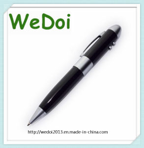 High Quality Pen USB Flash Drive with Laser Light (WY-P10) pictures & photos