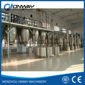 Rho High Efficient Factory Price Energy Saving Hot Reflux Solvent Extracting Tank Herb Extracting Machine pictures & photos
