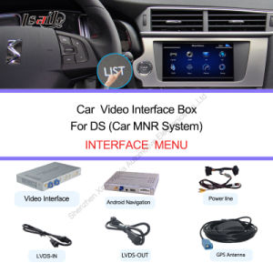 GPS Navigation System on Android for 2014 Ds3, Ds4, Ds5, Ds6 with Mrn System pictures & photos