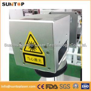 Magnesium Alloy Laser Marking Machine/Aluminium Alloy Laser Engraving Machine pictures & photos