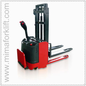 Economical Battery Stacker in China pictures & photos