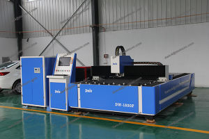 Fiber 1000W Metal Laser Cutter with Exchange Worktable pictures & photos