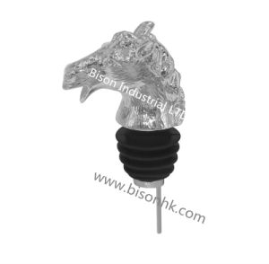 Newly Design Horse Wine Pourer with SGS/FDA Approval pictures & photos