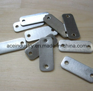 Small Aluminum Rectangle Stamping pictures & photos