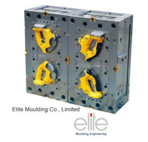 2k Plastic Injection Mould and Parts Tooling