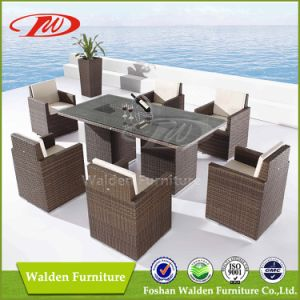 6 Seating Dining Table (DH-9589) pictures & photos