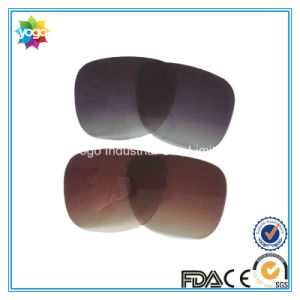 Tinted Color Sun Lenses Polarized Lenses Grey Color pictures & photos