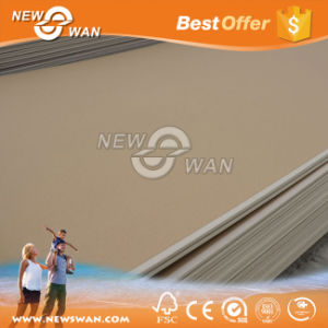 Standard Paper Faced Gypsum Board in Plasterboard (Moisture-proof, Water-proof, Fire-proof) pictures & photos