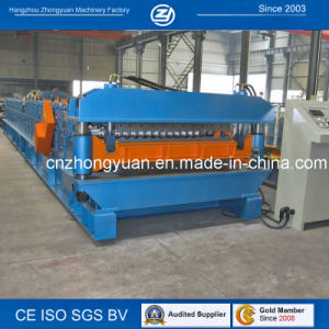 Metal Double Layer Roll Forming Machinery pictures & photos