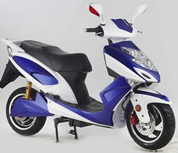 Sporting Fashional 2000W Electric Motorbike Motor 48V 20 Ah (HD2000E-9) pictures & photos