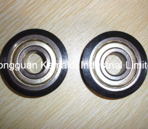 6304zz PU Attached Bearing for Conveyor pictures & photos