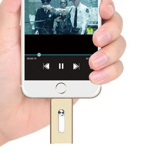 Extra Storage USB I-Flash HD Drive for iPhone iPad pictures & photos