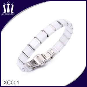 Customized Fashion Style White Ceramic Bracelet for Ladies pictures & photos