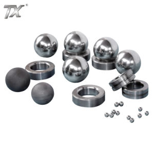 High Precious Tungsten Valve Balls for Pumps pictures & photos