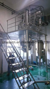 Rho High Efficient Factory Price Energy Saving Hot Reflux Hexane Solvent Vertical Extractor pictures & photos