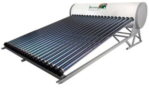 Integrated Non Pressure Solar Water Heater pictures & photos