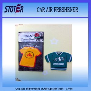 Promotional Air Freshener for Car