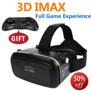 3rd Vr Virtual Reality Headset DIY Video Movie Game Glasses pictures & photos