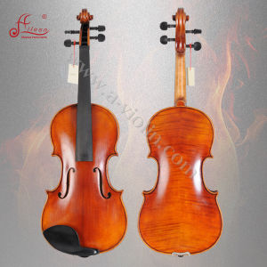 Aileen Brand Hand Oil Varnish Violin (AVL-362N) pictures & photos