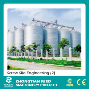 Ztmt Ce Approved Steel Silo for Storage pictures & photos