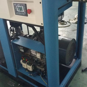 5.5kw-400kw Electric Screw Air Compressor pictures & photos