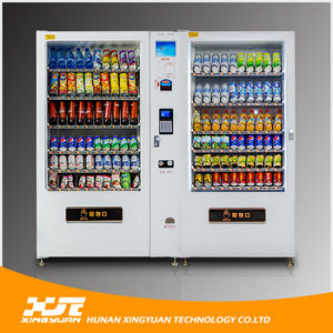 Best Selling Product, Snacks and Cold Drinks Vending Machine with 32 Inches LCD Screen pictures & photos
