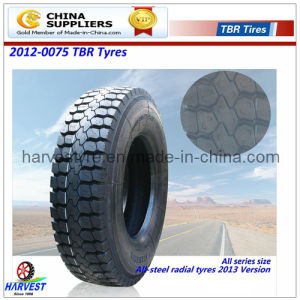Steer Pattern TBR Tyres 11.00r20 pictures & photos