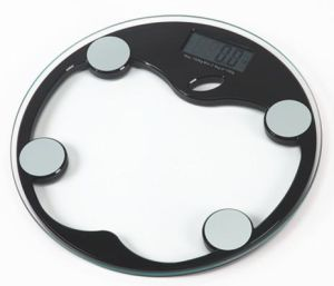 High Precision Weight Scale Digital Human Scale 180kg/396lb pictures & photos