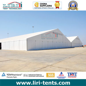30X100m Outdoor Big Temporary Aluminum Frame Warehouse Tent Building with PVC Fabric pictures & photos