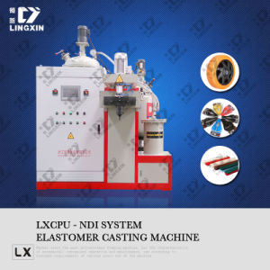 Polyurethane Elastomer Casting Molding Machine pictures & photos