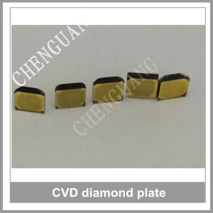 High Quality Large Size CVD Synthetic Diamond pictures & photos