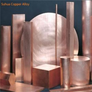 High Electrical Conductivity Copper C18150 pictures & photos