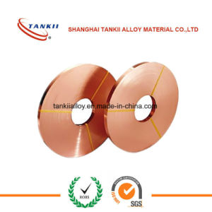 Pure copper wire Red Copper Strip/Tape-Cu99.9% pictures & photos