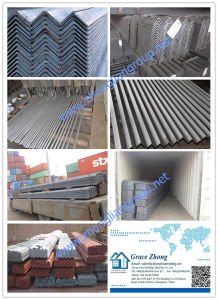 Q235B Q345b Steel Angel Bar (ZL-AB) pictures & photos