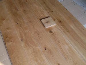 Rustic Grade Oak Prefinished Engineered Wood Flooring 1900/220X190/220/260/300X15/4mm, 21/6mm
