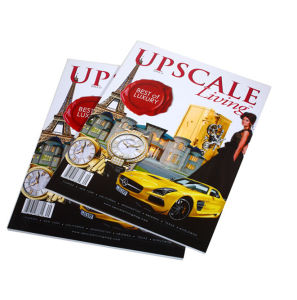Customer Magazine Printing Service (jhy-106) pictures & photos