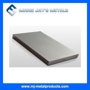 Ground Tungsten Cemented Carbide Plate pictures & photos