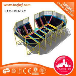 Basketball Backboard Trampoline Equipment in Trampoline Park pictures & photos