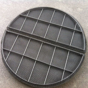 Wire Mesh Demister for Mass Transfer pictures & photos