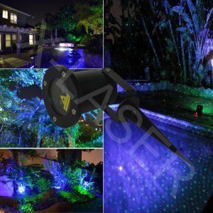 Meteor Shower Laser Light/Green and Blue Garden Laser Light pictures & photos