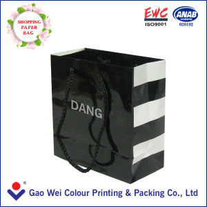 Cardboard Paper Shopping Bag pictures & photos