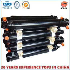High Quality Telescopic Hydraulic Cylinder for Dump Truck pictures & photos