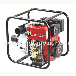 2 Inch Strong Power Diesel Hand Start Water Pump pictures & photos